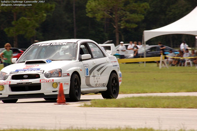 Scooby South Subaru Challenge